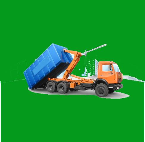 вывоз мусора в долгопрудном